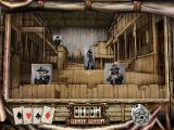Gunfighter: The Legend of Jesse James PlayStation Another shooting gallery