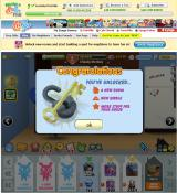 PetVille Browser My new level comes with a new room