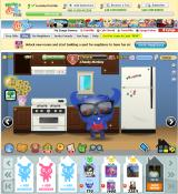 PetVille Browser My new room