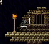 Chakan Game Gear The area where portals lead to the actual levels