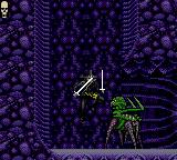 Chakan Game Gear Nothing goes over a long fall combined with encountering a tough enemy and little space to doge