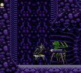 Chakan Game Gear Hit detection's not the best