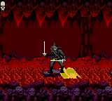 Chakan Game Gear Some phoenix-like things arise from the lava
