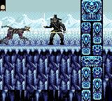 Chakan Game Gear Attacked right from the start...