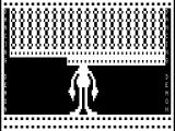 Dancing Demon TRS-80 Curtain going up