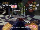 WipEout XL PlayStation Game start