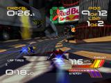 WipEout XL PlayStation Talon's reach track