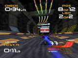 WipEout XL PlayStation Tunnel