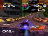 WipEout XL PlayStation Phenitia Park track