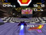 WipEout XL PlayStation Odessa Keys track