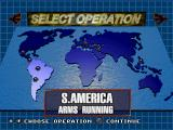 Thunderstrike 2 PlayStation Operation selection