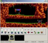 Lemmings & Oh No! More Lemmings Windows First Lemmings level - Just dig!