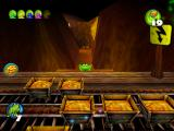 Frogger 2: Swampy's Revenge PlayStation More mining carts