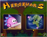 Hedgewars Windows Main menu