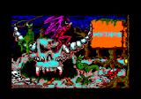 Mythos Amstrad CPC Title screen