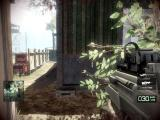 Battlefield: Bad Company 2 Windows Pen down by enemy in lookout tower... didn't notice the explosive crates (red boxes)!
