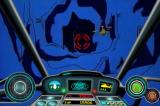 Cobra Command iPhone Following an enemy through a system of caves.