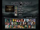 Mortal Kombat: Deception Xbox Chess Kombat mode. It's... well, chess.