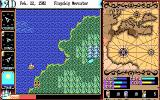 Uncharted Waters DOS Sailing... (EGA)
