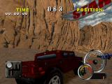 Test Drive: Off-Road 2 PlayStation Morocco race start
