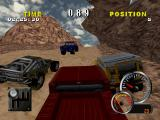 Test Drive: Off-Road 2 PlayStation Choke point
