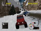 Test Drive: Off-Road 2 PlayStation Rear view