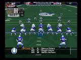 ESPN NFL Football Xbox Lining up for the first play.