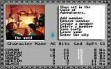 Tales of the Unknown: Volume I - The Bard's Tale Amiga The adventurers guild