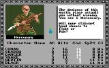 Tales of the Unknown: Volume I - The Bard's Tale Amiga Fight or run?