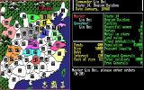 Romance of the Three Kingdoms DOS Your orders, please? (EGA)