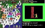 Romance of the Three Kingdoms DOS Cultivating the land... (EGA)