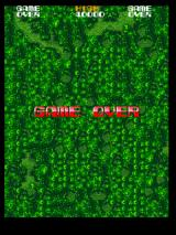 Xevious 3D/G+ PlayStation Game over