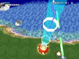 Xevious 3D/G+ PlayStation Large beam