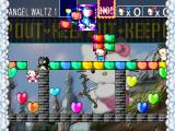 Hello Kitty's Cube Frenzy PlayStation Versus mode - Angel Waltz stage