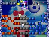 Hello Kitty's Cube Frenzy PlayStation Solo story mode - Soccer Stadium 3