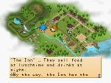 Harvest Moon: Back to Nature PlayStation Overhead map