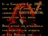 Twisted Metal PlayStation Introduction