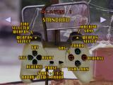 Twisted Metal PlayStation Controls