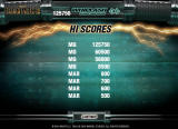 Whiplash: Slash and Burn Browser High Score list