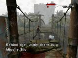 Dino Crisis 2 PlayStation Broken bridge