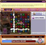 Bejeweled Blitz Browser Neat effect