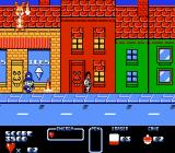 Cool World NES There's almost no spot where no-one shoots or throws things at you