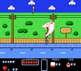 Cool World NES A tornado takes you to the beginning of the stage