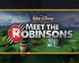 Meet the Robinsons Windows Title screen