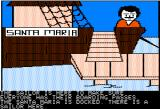 Time Zone Apple II The Santa Maria - 1492 AD.