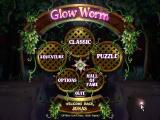 Glow Worm Windows Main menu