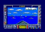 Battleship Amstrad CPC Shooting sequence