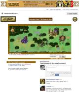 Fantasyworld Hero Browser World map
