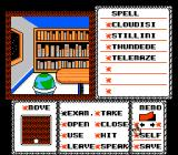 Uninvited NES Library