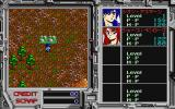 Alshark PC-98 World map